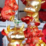 Toy Sellers: Year of the Ox